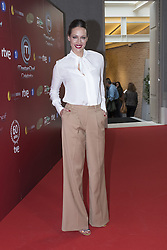 October 18, 2016 - Madrid, Spain - Eva Gonzalez in the Presentation of the TV show Celebrity MasterChef in Madrid on 18 October 2016. (Credit Image: © Oscar Gonzalez/NurPhoto via ZUMA Press)