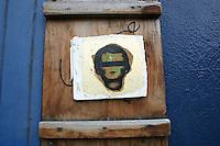 Street art found on Nassau Street Dublin ireland
