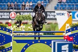 Greve Willem, NED, Faro<br /> CHIO Aachen 2019<br /> Weltfest des Pferdesports<br /> © Hippo Foto - Stefan Lafrentz<br /> Greve Willem, NED, Faro