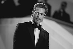 May 23, 2019 - Cannes, France - 72eme Festival International du Film de Cannes. Montée des marches du film ''Once upon a time ... in hollywood''. 72th International Cannes Film Festival. Red Carpet for ''Once upon a time ... in hollywood'' movie.....239675 2019-05-21  Cannes France.. Pitt, Brad (Credit Image: © Pauline Maillet/Starface via ZUMA Press)
