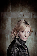 Australian Actress and Artistic director of the Sydney Theatre Company,  Cate Blanchett.<br /> Photographed at the Sydney Theatre and backstage at the Sydney Theatre Company.