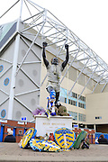 Billy Bremner memorial during the EFL Sky Bet Championship match between Leeds United and Burton Albion at Elland Road, Leeds, England on 29 October 2016. Photo by Richard Holmes.