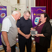 01.10.14            <br /> The Limerick City Community Safety Partnership will host a Safety Information Day for Older People. The event will feature important personal and home safety information for older people. Nutritional advice, occupational therapy, and care and repair demonstrations will also be provided. Advice and literature on a range of issues will be provided on the day by agencies including An Garda Síochána, Limerick City and County Council, Home Instead Senior Care, Limerick Fire and Rescue Service and the HSE. <br /> Attending the event at St. Johns Pavilion were, Jim Ryan, KIlfinane and Dan Hartnett, KIlfinane with Bernie Sheil, Emergency Response. Picture: Alan Place.