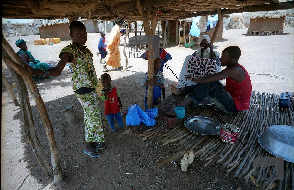Senegal Family Life