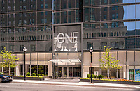 Architectural image of One Light Street office building in Baltimore City by Jeffrey Sauers of CPI productions
