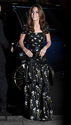 The Duchess of Cambridge arriving at the 2019 Portrait Gala, National Portrait Gallery, London. Picture credit should read: Doug Peters/EMPICS