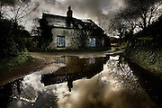 """International Color Awards 2016 - Nominee in """"Nature"""" category<br /> <br /> When so much of Anglesey has been bought up by the super rich, it is unusual to see any buildings in an historical relatively untouched state. This cottage in a rural backwater, literally! on an untarred country lane, offers a gentle reminder of things that were."""