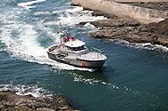 Coast Guard at Depoe Bay, Oregon