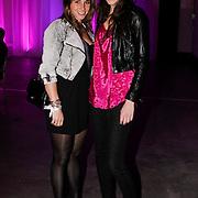 NLD/Amsterdam/20100301 - Modeshow Raak 2010, Ellen Hoog en Naomie van As
