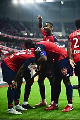 Lille vs Saint Etienne 6 oct 2018