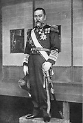 Heiachiro Togo (1847-1934) Japanese naval commander.  Commander-in-Chief during Russo-Japanese War 1904-1905.