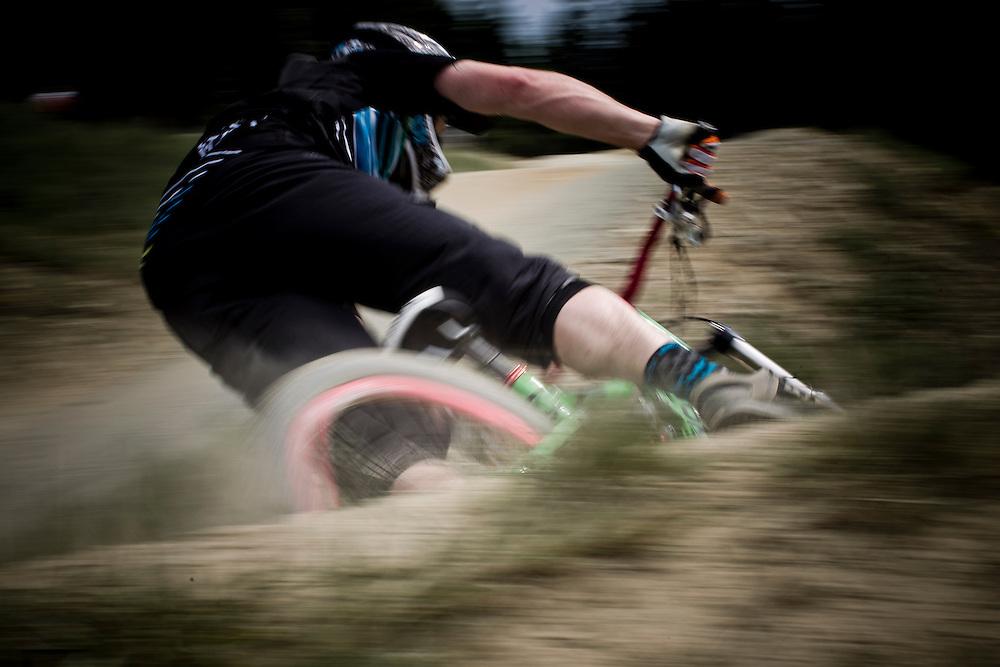 IXS Dirt Masters at Winterberg (Germany).Rider : Ryan Berrecloth (CAN)