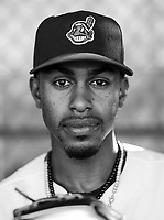 Cleveland Indians Francisco Lindor poses for a portrait on 3.3.17<br /> ( Photo/Tom DiPace) Indians Francisco Lindor poses for a portrait.<br /> (Photo/Tom DiPace)