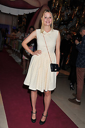 ROMOLA GARAI at the Mulberry Spring/Summer 2012 - London Fashion Week afterparty held at Claridge's, Brook Street, London on 18th September 2011.