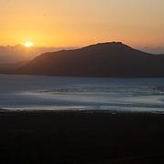 Geelbeck, West Coast National Park. South Africa.