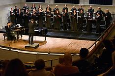 YICF ensemble cantissimo at Sprague Hall Yale   13 June 2018