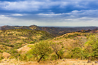 landscapes  of San Juan de Limay Madriz in Nicaragua