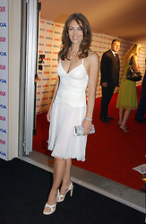 LIZ HURLEY at the 2006 Glamour Women of the Year Awards 2006 held in Berkeley Square Gardens, London W1 on 6th June 2006.<br />