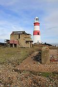 Orford Ness lighthouse Open Day, September 2017, Suffolk, England, UK