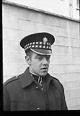 1960 - Peter Hughes In Uniform.   B269.