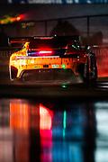 October 10, 2020. IMSA Weathertech, Charlotte ROVAL: #74 Riley Motorsports, Mercedes-AMG GT3, Lawson Aschenbach, Gar Robinson