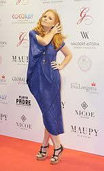 The Global Gift Gala Red Carpet, Wednesday 17th May 2017<br /> <br /> Patsy Palmer arrives on the red carpet<br /> <br /> The Global Gift Gala is a unique international initiative from the Global Gift Foundation, a charity founded by Maria Bravo that is dedicated to philanthropic events worldwide; to help raise funds and make a difference towards children and women across the globe.<br /> <br /> Charities benefiting from the 2017 Edinburgh Global Gift Gala include the  Eva Longoria Foundation, which aims to improve education and provide entrepreneurial opportunities for young women;  Place2Be which provides emotional and therapeutic services in primary and secondary schools, building children's resilience through talking, creative work and play; and the Global Gift Foundation with the opening of their first 'CASA GLOBAL GIFT', providing medical treatments and therapy for children affected by rare disease.<br /> <br /> (c) Aimee Todd   Edinburgh Elite media