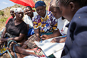 A finance self help group (SHG) called the Neema group based near the Kitengela Centre, 40km from Nairobi, Kenya. They meet regularly talk about saving money and to give out loans to each other. Rhoda is their trainer and brings support from the Undugu Society of Kenya (USK), an NGO based in Nairobi, Kenya.