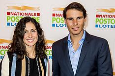 Rafael Nadal and Xisca Perello wedding - 20 Oct 2019