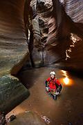 Christian Weaver, Imlay Canyon, The Narrows, Zion National Park, Utah.