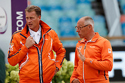 Houtzager Marc, NED, Ehrens Rob, NED<br /> FEI European Jumping Championships - Goteborg 2017 <br /> © Hippo Foto - Dirk Caremans<br /> 24/08/2017,