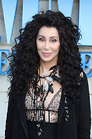Cher, Mamma Mia! Here We Go Again - World premiere, Eventim Apollo, Hammersmith, London, UK, 16 July 2018, Photo by Richard Goldschmidt
