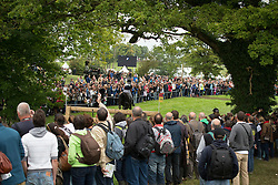 Overview - Eventing Cross Country test- Alltech FEI World Equestrian Games™ 2014 - Normandy, France.<br /> © Hippo Foto Team - Dirk Caremans<br /> 30/08/14