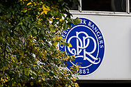 General view outside of Loftus Road stadium, Queens Park Rangers, before the EFL Sky Bet Championship match between Queens Park Rangers and Burton Albion at the Loftus Road Stadium, London, England on 23 September 2017. Photo by Richard Holmes.