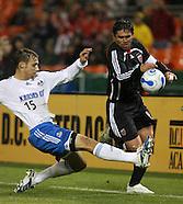 2007.04.14 MLS: Kansas City at DC United