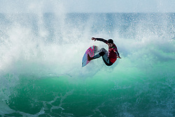 Michael Rodrigues (BRA) is eliminated from the 2018 Coronna Open J-Bay with an equal 13th finish after placing second in Heat 8 of Round 3 at Supertubes, Jeffreys Bay, South Africa.