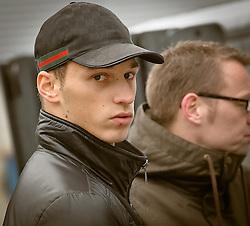 09.12.2010, Trainingsgelaende Werder Bremen, Bremen, GER, 1. FBL, Training Werder Bremen, im Bild Marko Arnautovic (Bremen #7)   EXPA Pictures © 2010, PhotoCredit: EXPA/ nph/  Frisch       ****** out ouf GER ******
