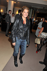 TRACEY EMIN at the Lighthouse Gala Auction in aid of The Terrence Higgins Trust held at Christie's, 8 King Street, St.James' London on 19th March 2012.