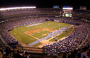 General overall view of Qualcomm Stadium during an NFL preseason game between the Arizona Cardinals and the San Diego Chargers at Qualcomm Stadium in San Diego, Calif. on Saturday, Aug. 16, 2003.
