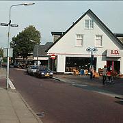 Kruising Havenstraat - Voorbaan Huizen