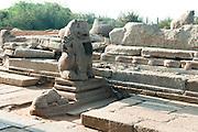 India, Tamil Nadu, Mahabalipuram, The Shore Temple