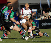 20080106, Harlequins vs Leicester Tigers
