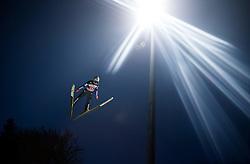 06.01.2015, Paul Ausserleitner Schanze, Bischofshofen, AUT, FIS Ski Sprung Weltcup, 63. Vierschanzentournee, Finale, im Bild Johann Andre Forfang (NOR) // Johann Andre Forfang of Norway during Final Jump of 63rd Four Hills <br /> Tournament of FIS Ski Jumping World Cup at the Paul Ausserleitner Schanze, Bischofshofen, Austria on 2015/01/06. EXPA Pictures © 2015, PhotoCredit: EXPA/ JFK