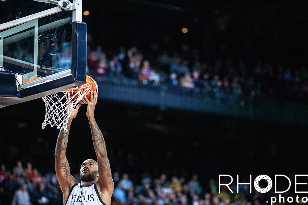 Basketball Champions League Final Four Antwerp 2019<br /> Semi-Final: Virtus Segafredo Bologna (ITA) vs. Brose Bamberg (GER) : 67-50
