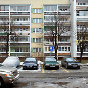 I moved to that flat 6 months ago. For me Nowa Huta is a very important place. I was born here, I have my friends here and I have many memories and emotions. Also the history of this place is of a great significance to me.