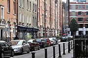 Georgian Terraces, Fitzrovia, Central London