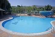 Israel, Golan Heights, Hamat Gader natural hot spring spa