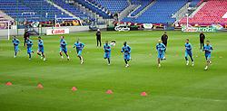 05.06.2012, Henryk Reyman Stadion, Krakau, POL, UEFA EURO 2012, Niederlande, Training, im Bild TRENING HOLANDIA PILKARZE // during EURO 2012 Trainingssession of Netherland Nationalteam, at the Henryk Reyman Stadium, Krakau, Poland on 2012/06/05. EXPA Pictures © 2012, PhotoCredit: EXPA/ Newspix/ Michael Nowak..***** ATTENTION - for AUT, SLO, CRO, SRB, SUI and SWE only *****