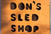 Don's Sled Shop_Kiana