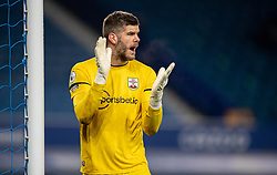 LIVERPOOL, ENGLAND - Monday, March 1, 2021: Southampton's goalkeeper Fraser Forster during the FA Premier League match between Everton FC and Southampton FC at Goodison Park. Everton won 1-0. (Pic by David Rawcliffe/Propaganda)