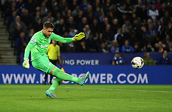 Adrian of West Ham United  - Mandatory byline: Jack Phillips/JMP - 07966386802 - 22/09/2015 - SPORT - FOOTBALL - Leicester - King Power Stadium - Leicester City v West Ham United - Capital One Cup Round 3